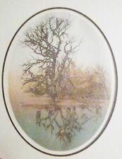 JACQUELINE ELLIS REFLECTIONS WATERCOLOR #142/150 LITHOGRAPH PRINT HAND SIGNED