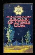Felix C. GOTSCHALK - Growing up in Tier 3000, Ace SF Special 5, 1975