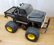 Vintage RC 1/12 model Tamiya 58070 Midnight Pumpkin Ford F-100 GOLDEN ERA 1987