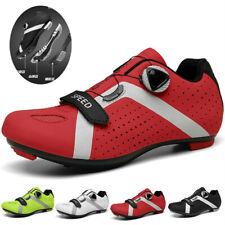 Mtb Men Cycling Shoes Speed Self-Locking Road Bike Shoes Bicycle Racing Sneakers