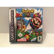 Super Mario Ball Nintendo Game Boy Advance GBA Pal