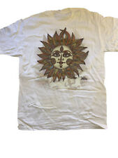 The Mountain Sun Face T-Shirt New Size Small