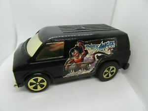 Mattel 1976  ''Dark Angel''   Power & Speed Friction Van
