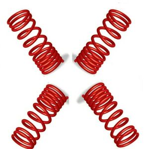 VW GOLF MK4 lowering springs 60mm [Front And Rear]