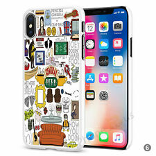 Friends Case Cover For Apple iPhone Samsung Huawei Nokia Etc 092-6