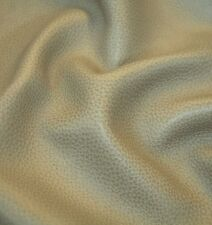 69 sf 3 oz. Lt Taupe Upholstery HOLLY HUNT Hide Furniture Leather Skin D7EL ,M