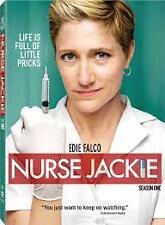 Nurse Jackie: Season One  (DVD), Region-4, Like new, free post in Australia
