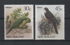 D1005 Nieuw-Zeeland 962/63 postfris Vogels