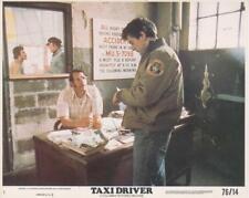 """TAXI DRIVER""-ORIGINAL PHOTO-COLOR-ROBERT DENIRO-SCORCESE-#1"