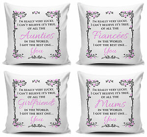 Of All The... In The World I Got The Best One... You Cushion Covers- 40cm x 40cm