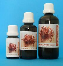 Sandalwood Fragrance oil, Top grade, Made by Australian Standards, Undiluted oil