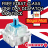 1 x NEW Cherry MX Blue RGB Switches Replacement Tester Genuine Cherry UK Stock