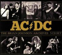 JOHNSON ARCHIVES (3CD)  by AC/DC  Compact Disc - 3 CD Box Set