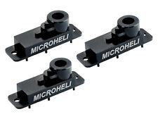 Microheli Blade 180 CFX Black H2060 Aluminum Upper Servo Case Set MH-DS005UCT