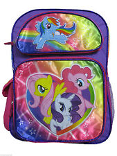 """My Little Pony 16"""" inches Large Backpack - Brand New - Licensed Product"""