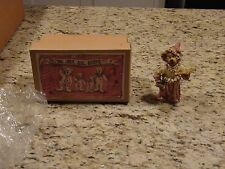 Boyds The Shoe Box Bears Princess Aneeda Knight. Kiss and Tell #3227