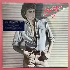 Barry Manilow - Barry - Arista DLART-2 Ex+ État Vinyle LP