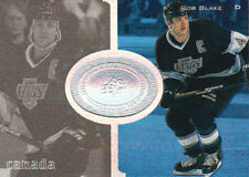 98-99 SPx Finite SPECTRUM xx/225 Made! Rob BLAKE #108 - Kings