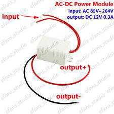 AC-DC Buck Step Down Converter AC 110V 220V To DC 12V Mini Power Supply Module
