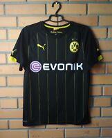 Borussia Dortmund Jersey 2014 2016 Shirt SMALL Away Soccer Puma Football Trikot