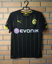 Borussia Dortmund 2014 2016 football shirt Away size S jersey soccer Puma 63be9404d