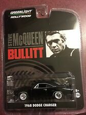 Greenlight  HOLLYWOOD GREATEST HITS  Steve McQueen Bullitt 68' Dodge Charger