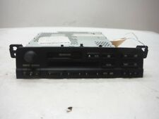 2001 BMW 330Ci M/T FACTORY TAPE CASSETTE PLAYER RADIO RECEIVER OEM 2002 2003