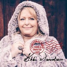 "Kikki Danielsson - ""Christmas Card From a Painted Lady"" - 2016 - CD"