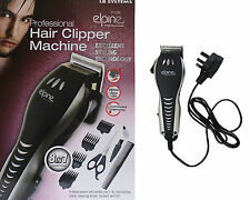8 IN 1 MENS HAIR SHAVER KIT SET BEARD CUTTING CLIPPER TRIMMER REMOVER GROOMING