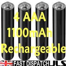 4 X 1100mah Aaa Recargable Alta Capacidad Baterías