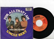 CREATION 7'' PS For All That I Am Germany SUPER RARE COVER HT 300 235 German 45