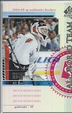 04-05 2004-05 SP AUTHENTIC ALL-WORLD TEAM - FINISH YOUR SET -LOW SHIPPING RATE