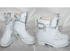 Sword Art Online Asuna Yuuki Cosplay Boots Shoes Any Size