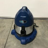 Ocean Blue Water Filtration Bagless Canister Vacuum Cleaner 6.B5