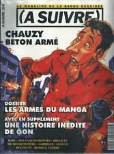 HUGO PRATT . A SUIVRE N°216 . 1995 + SUPPLÉMENT HISTOIRE INÉDITE GON . BLISTER