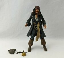 Capt Jack Sparrow POTC The Curse Of The Black Pearl Series Neca