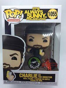 Funko Pop - CHARLIE AS THE DIRECTOR 1055 - It's Always Sunny in Philadelphia [1]