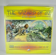 THE WIZARD OF OZ  1000 Piece By Scott Gustafson - NEW SEALED by SunsOut