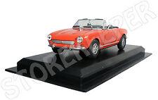 Fiat 124 Sport Spyder - Italy 1967 - 1/43 (No16)