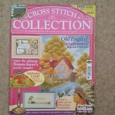 Cross Stitch Collection magazine Issue 71, Nov 2001 No cover kit