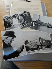 HENRY FORD FACTORY IN GERMANY  COLOGNE  1931  PRESS RELEASE * OPENING PHOTOS