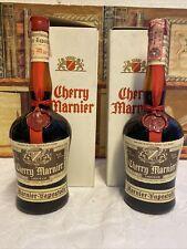 1x Liquore Cherry Marnier Lapostolle Anni 70 75cl 24%