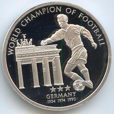 GY883 - Medaille Südafrika Fussball WM 2010 - Deutschland Brandenburger Tor