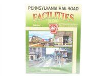 PRR Pennsylvania Railroad Facilities In Color Vol 11 by R Yanosey - Morning Sun