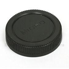 M 4//3 Lumix Olympus micro MFT objetivamente /& carcasa tapa lens /& body Cap