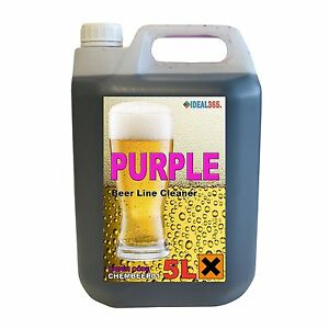 BUY 2 SAVE 10% Purple Beer Line Cleaner