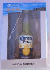 Corona Extra Beer Bottle Christmas Ornament Kurt S. Adler NIB