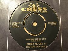 BOBBY MOORE & THE RHYTHM ACES - SEARCHING FOR MY LOVE -1966 CHESS CRS 8033 EX