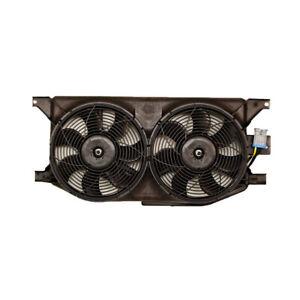 NEW OEM VALEO ENGINE COOLING FAN FITS MERCEDES BENZ ML55 AMG 2000-2003 698607