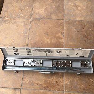 Porter Cable Door Butt Hinge Template Jig Model 59380